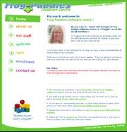 east Auckland childacare website