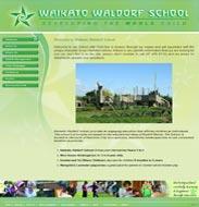 web design - school